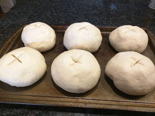 buns after